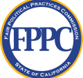Fair Political Practices Commission logo