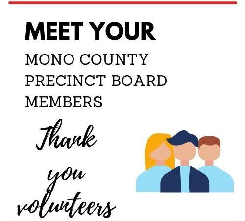 Precinct Board Members