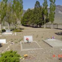 Mono Lake Cemetery