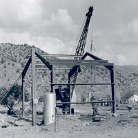 Walker Road Shop Historical Photo