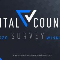 2020 Digital Counties Survey winner
