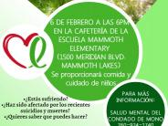 Suicide Awareness in Spanish event on February 6th