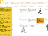 Walker Wellness Center - November 2021