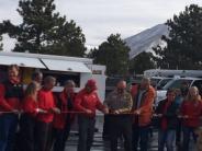 Mono SAR Team dedicates new building
