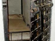1883 Original Mono County Jail (interior)