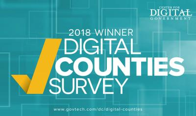 Digital Counties Survey - 2018 Winner