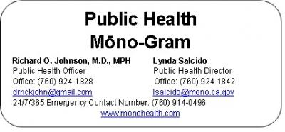 Public Health Mono Gram image