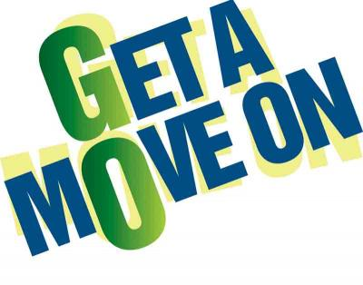 Get a move on logo