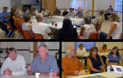 Bridgeport RPAC members at a meeting