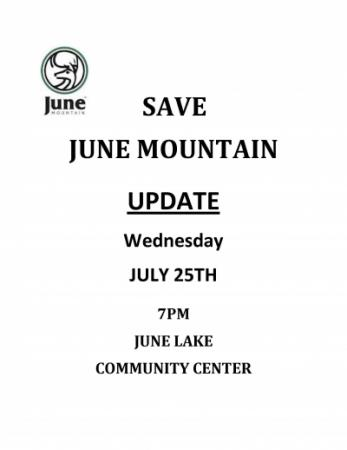 Save June Mountain