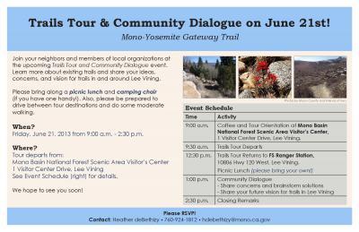 June 21 Field Trip