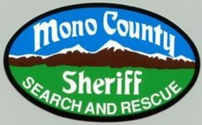 Mono County Search and Rescue Logo