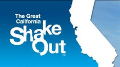 California Great Shakeout image