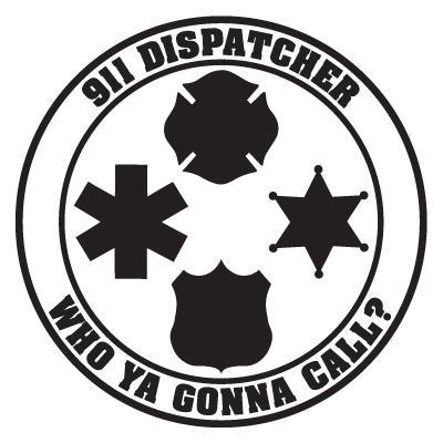 911 dispatcher logo