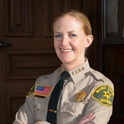 Ingrid Braun Mono County Sheriff-Coroner