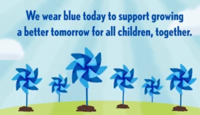 Child Abuse Prevention Month Calendar