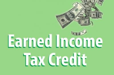Earned Income Tax Credit graphic